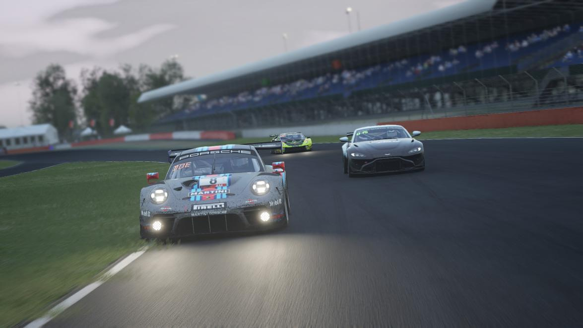 2.4H of SPA – 31st October 2020 – Assetto Corsa Competizione Multi-Class