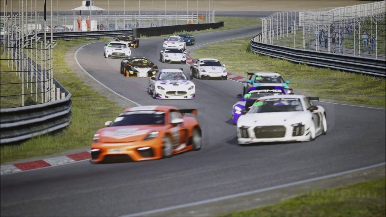 British GT4 Racing | Season One