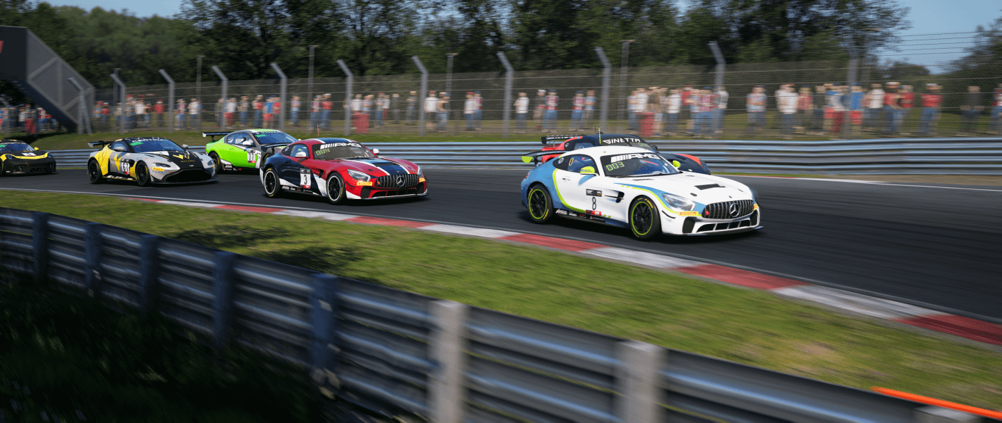 Read more about the article Season 8 – GT4 Summer Series