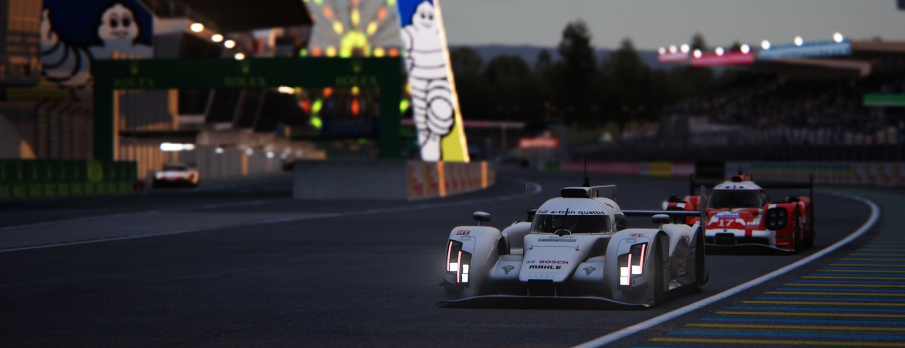 Read more about the article August 2021 – Assetto Corsa – LeMans Fundurance