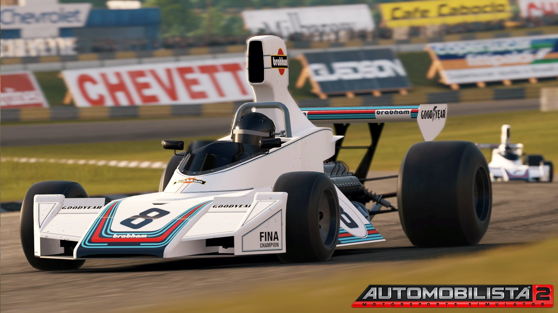 October 18th 2020 – Formula 70's – Automobilista 2 Event