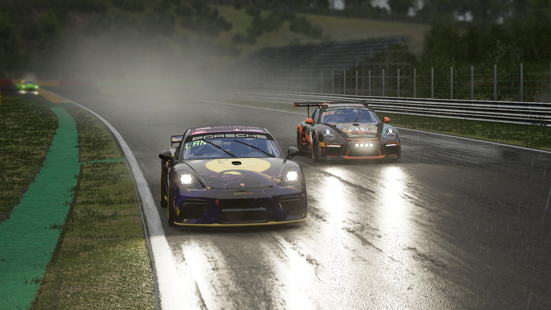 GT3 & GT4 Multiclass League – Fridays