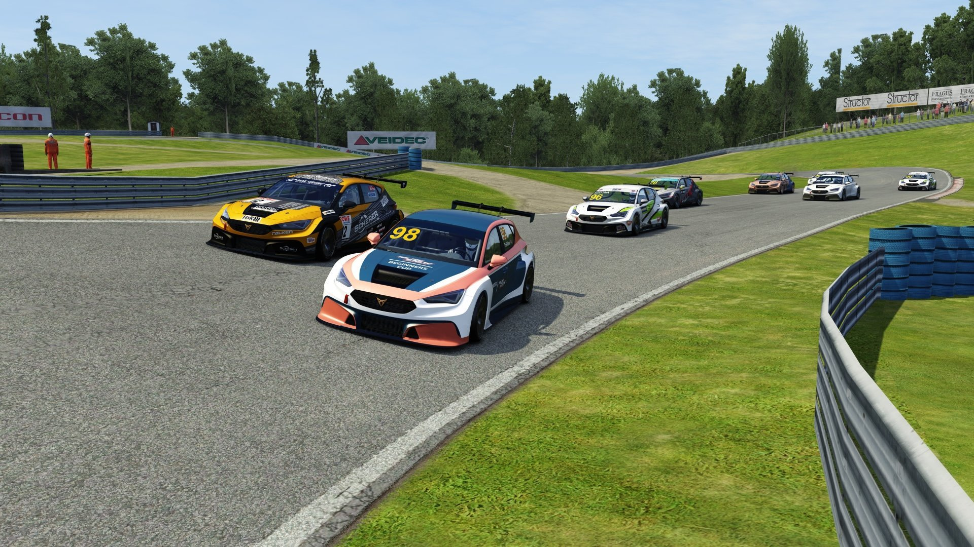 Read more about the article Season 8 – AC Cupra Cup
