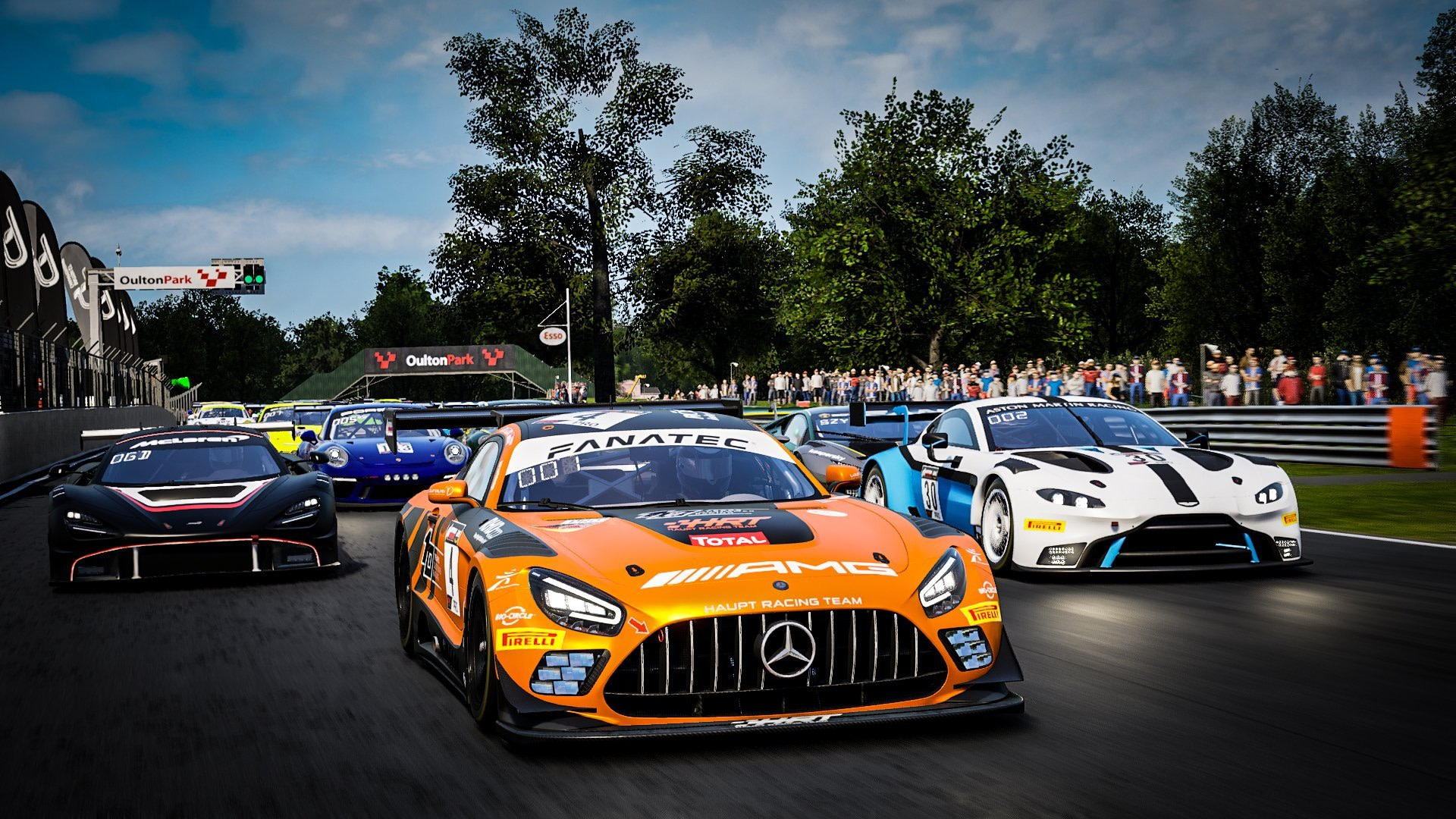 Read more about the article Season 8 – GT3 Sprint Series