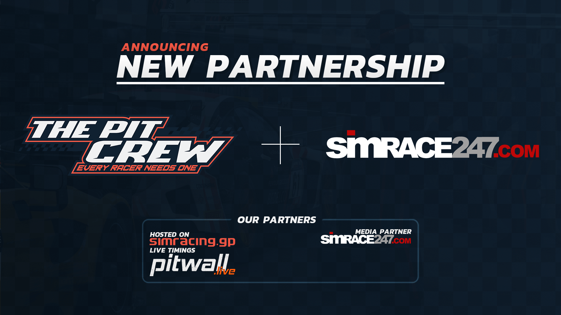 Read more about the article Announcing: SimRace247.com Media Partnership