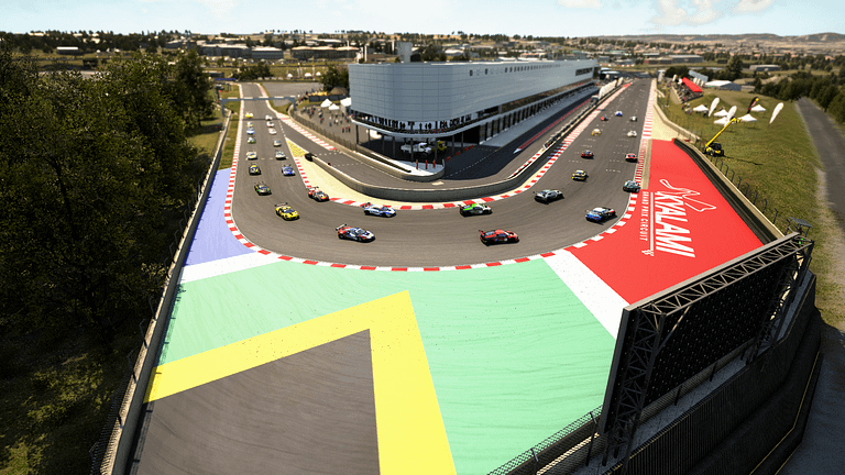 6H Kyalami Screenshot